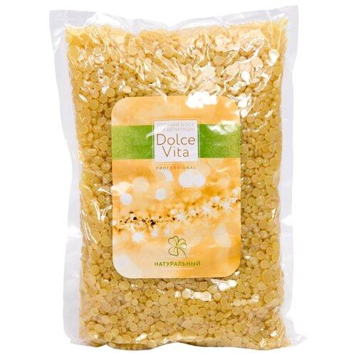 Dolce Vita воск в гранулах натуральный 1000 г Желтый ковер dolce vita 01bbb 1200х1700мм полиэстер