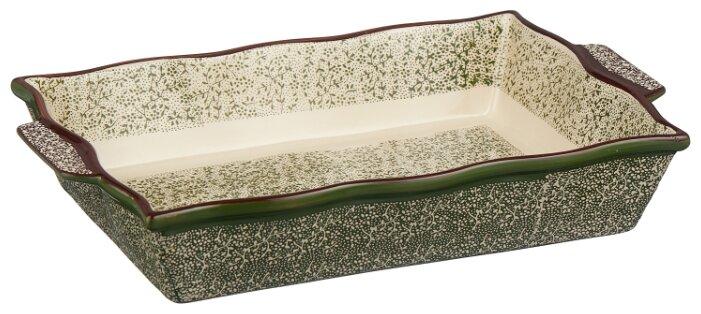 Форма для запекания керамическая Attribute Verde ABK103 (39х25х7 см)