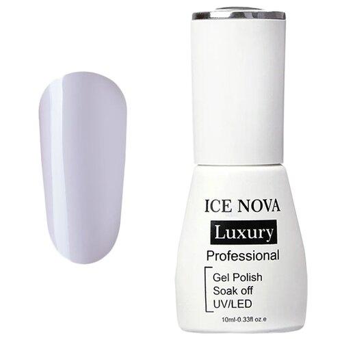 Купить Гель-лак для ногтей ICE NOVA Luxury Professional, 10 мл, 063 thistle