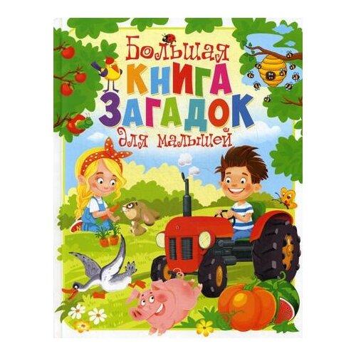 Купить Сост. Скиба Т.В. Большая книга загадок для малышей , Владис, Учебные пособия