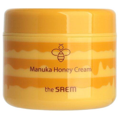 Купить The Saem Manuka Honey Cream Крем для лица с экстрактом мёда, 100 мл