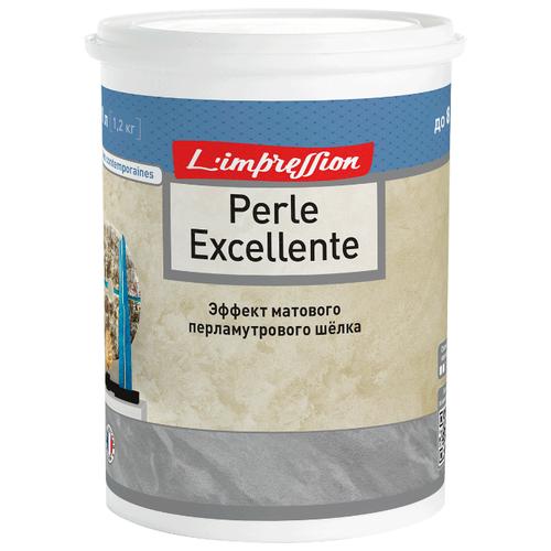 Декоративное покрытие L'impression Perle Excellente Лейн 5100BR48 039 1 л 1.2 кг