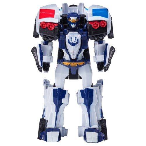 Купить Трансформер YOUNG TOYS Tobot Mini Sergeant Justice 301099 белый/синий/черный, Роботы и трансформеры