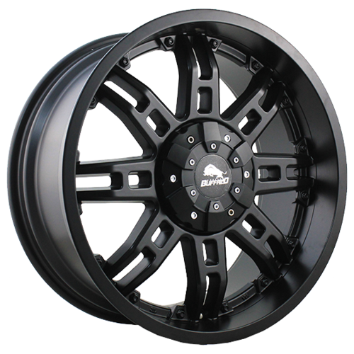 Колесный диск Buffalo BW-007 9x20/5x150 D110.1 ET38 Satin Black колесный диск buffalo bw 011 9x20 5x150 d110 1 et38 satin black machined