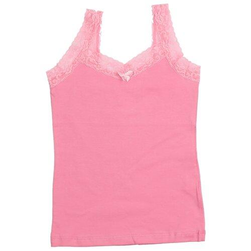 Майка ЛуноКот размер 128, розовый трусики лунокот размер 116 бледно розовый