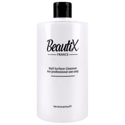 Beautix Жидкость для снятия липкого слоя с ногтевой пластины 750 мл