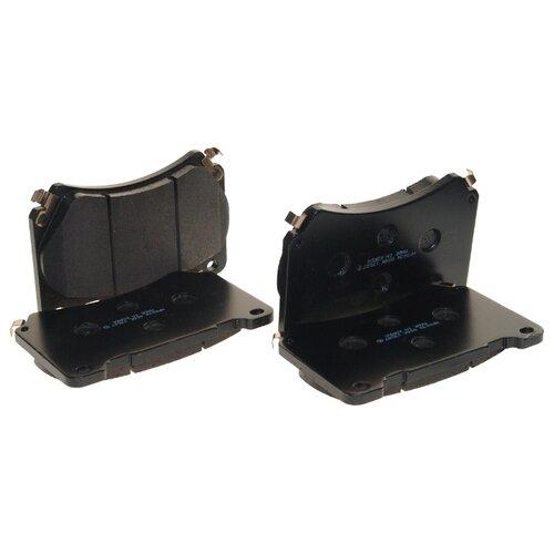 Фото - Дисковые тормозные колодки передние HONG SUNG BRAKE HP0034 для Hyundai Equus (4 шт.) дисковые тормозные колодки передние ferodo fdb4446 для mazda 3 mazda cx 3 4 шт
