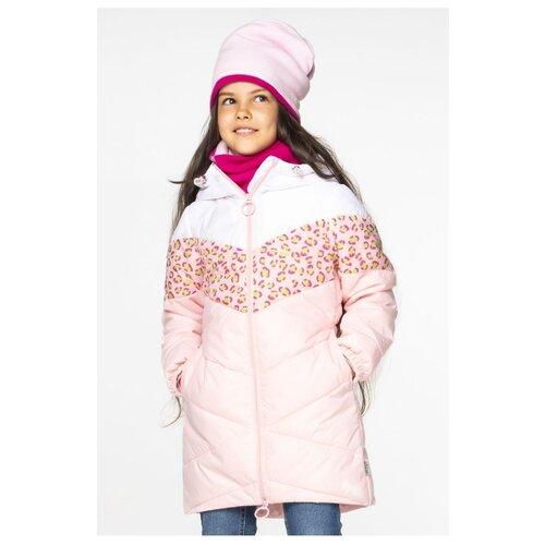 Пальто BOOM! by Orby 100013 размер 146, розовый