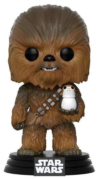 Фигурка Funko POP! Star Wars: The Last Jedi - Чубака с Поргом 14748