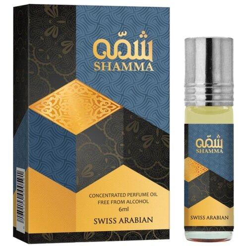 Масляные духи Swiss Arabian Shamma, 6 мл духи swiss arabian waha 6 мл