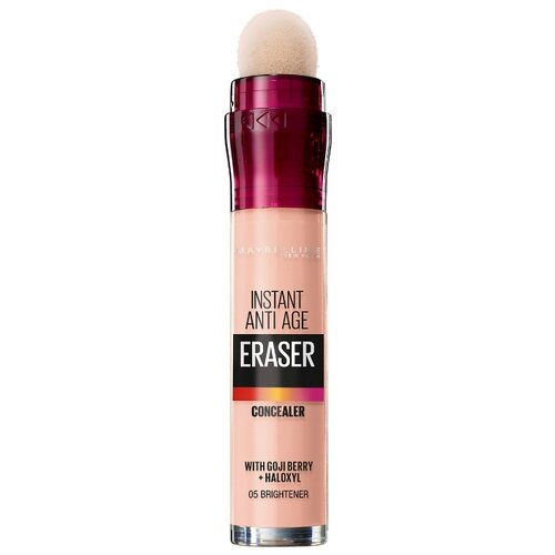 Maybelline New York Консилер The Eraser Eye, оттенок 05, Светло-розовый the new york quarterly number 46