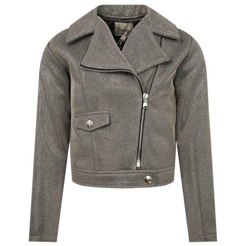 Купить Куртка Dixie JB20030G23 размер 164, серебристый, Куртки и пуховики