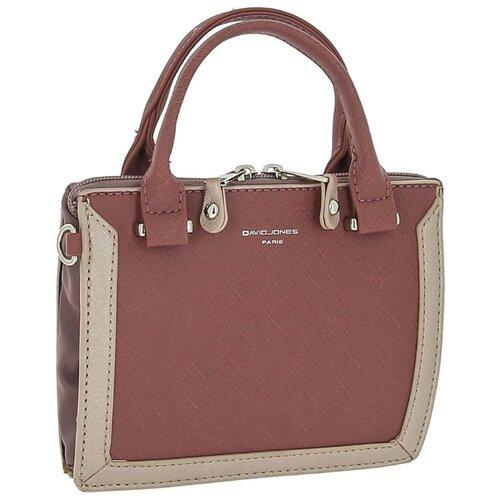 Сумка тоут DAVID JONES 5820-1 сумка женская david jones цвет серый 5643 1 d grey