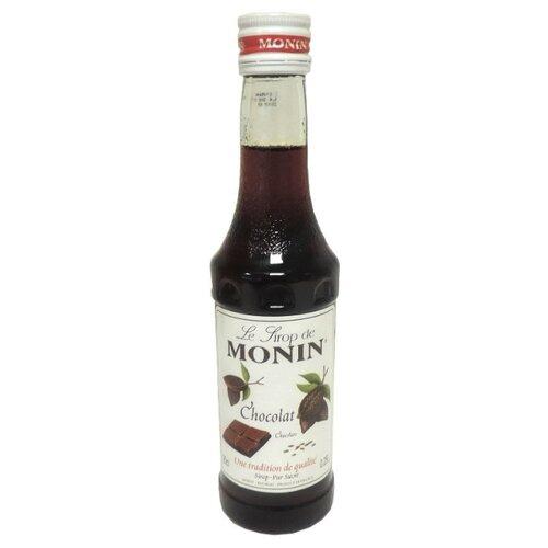 Сироп Monin Шоколад 0.25 л