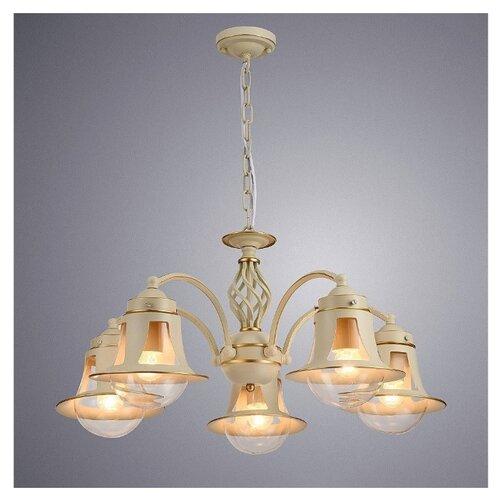 Люстра Arte Lamp Marino A7022LM-5WG, E27, 300 Вт