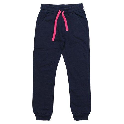 Спортивные брюки M-Bimbo размер 158, темно-синий пиджак bell bimbo bell bimbo mp002xb00dr9