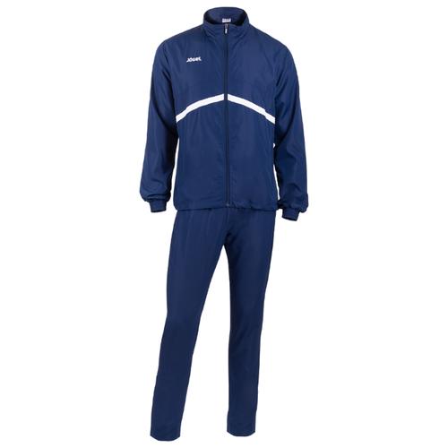 Купить Спортивный костюм Jogel размер YM, темно-синий/белый, Спортивные костюмы