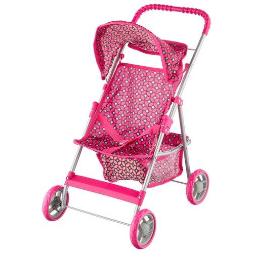 Прогулочная коляска Melobo / Melogo K0101 розовый коляска трансформер melobo melogo 9336 розовый цветочки
