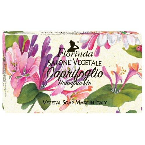 Мыло кусковое Florinda Цветы и Цветы Жимолость, 100 г