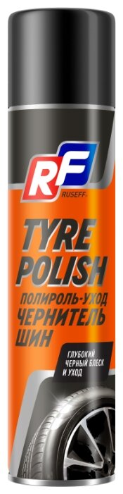 Полироль для шин RUSEFF Tyre Polish полироль - уход, 500 мл