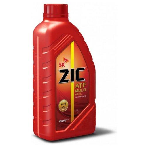 Фото - Масло трансмиссионное ZIC ATF MULTI HT 1 1 л коробка передач масло zic atf dexron 6 1 л
