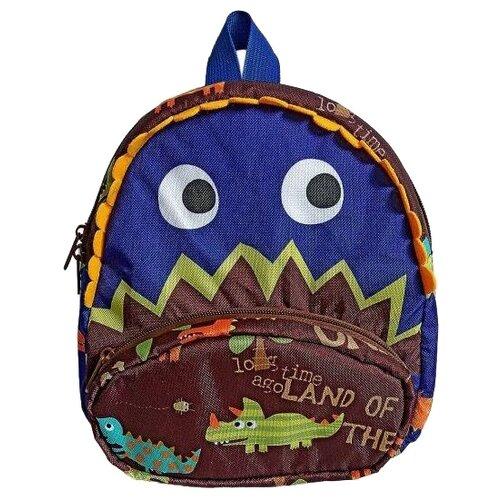 Shantou Gepai рюкзак Монстрик, синий цена 2017