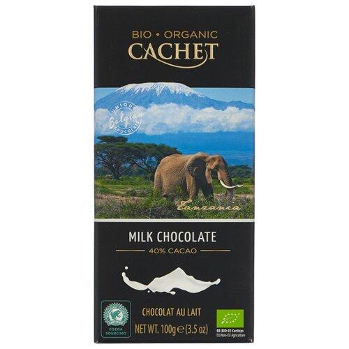 шоколад cachet organic органический горький 57% с лесными ягодами 100 г Шоколад Cachet молочный Tanzania, 40%, 100 г