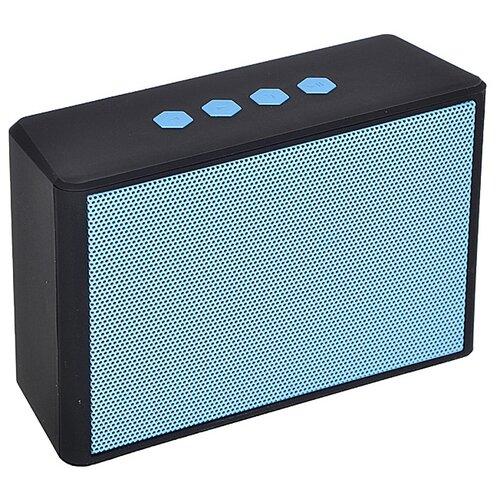 Портативная акустика FORZA 916-091 синий наушники forza 916 039 black