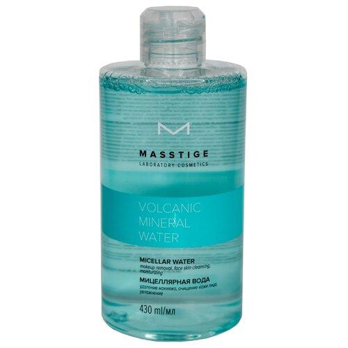 Masstige мицеллярная вода Volcanic Mineral Water, 430 мл masstige мист освежающий volcanic mineral water 200 мл