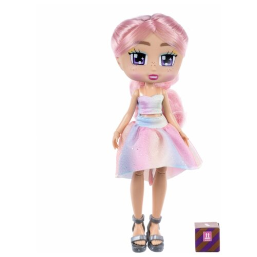 Купить Кукла 1 TOY Boxy Girls Delta, 20 см, Т16630, Куклы и пупсы