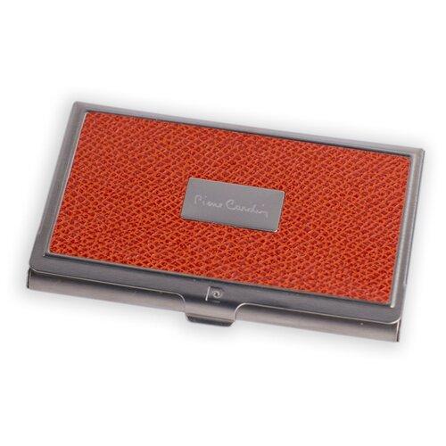 Визитница Pierre Cardin PC1139, оранжевый рубашка pierre cardin pierre cardin pi365emgrag5