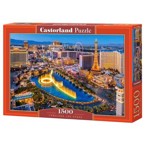Купить Пазл Castorland Сказочный Лас-Вегас (C-151882), 1500 дет., Пазлы