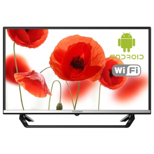 Фото - Телевизор TELEFUNKEN TF-LED32S10T2S 32 (2020) черный телевизор