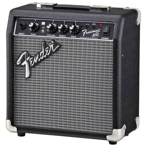 Фото - Fender Комбоусилитель Frontman 10G fender комбоусилитель acoustasonic 15