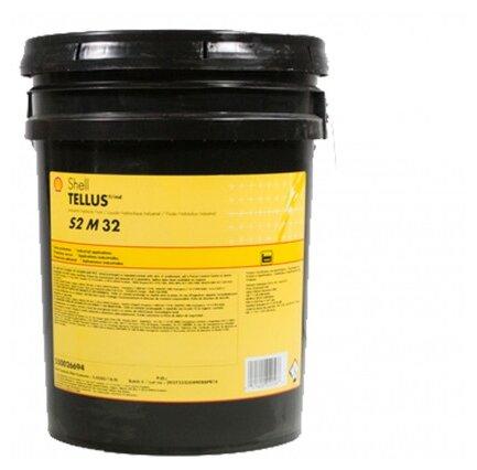 Гидравлическое масло SHELL Tellus S2 M 32 20 л 17.5 кг