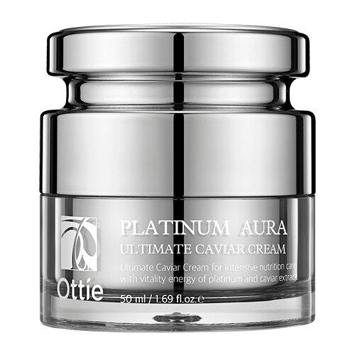 Крем Ottie Platinum Aura Ultimate Caviar, 50 мл