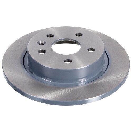 Комплект тормозных дисков задний Febi 39185 268x12 для Opel Astra (2 шт.)