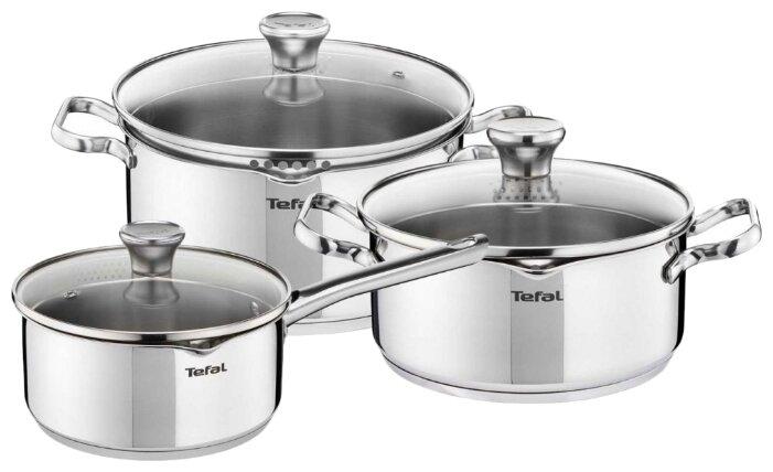 Набор посуды Tefal DUETTO 6 предметов A705S375