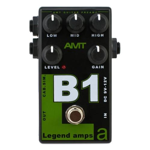 AMT Electronics Предусилитель B1 Legend Amps 1 шт.