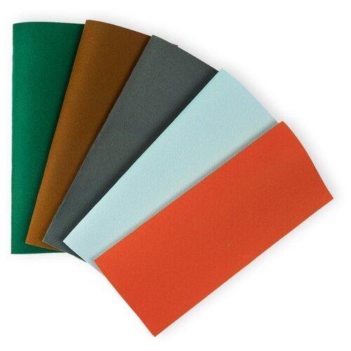 Gamma Premium фетр декоративный FKS12-27/30 набор 5 шт. лесные жители