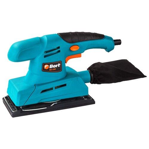 Плоскошлифовальная машина Bort BS-240 плоскошлифовальная машина bort bs 300 r