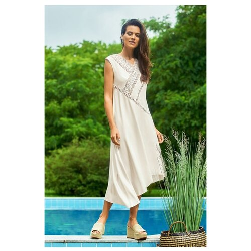 Фото - Платье Laete размер: XL(50) молочный платье oodji collection цвет карамель 24001104 5b 47420 4b00n размер xl 50