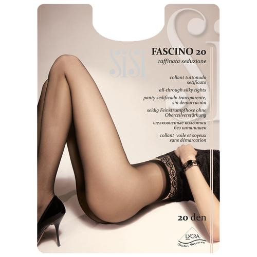 Колготки Sisi Fascino 20 den nero 2-S (Sisi)Колготки и чулки<br>