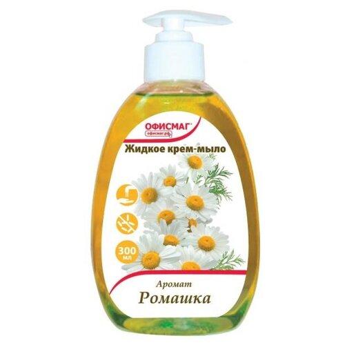 Крем-мыло жидкое Офисмаг Ромашка, 300 мл