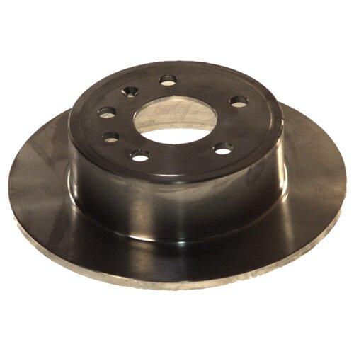 Комплект тормозных дисков задний Jurid 561408J 270x10 для Opel Omega, Opel Senator (2 шт.)