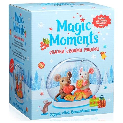 Пластилин Magic Moments Волшебный шар Мышата (mm-24) цена 2017