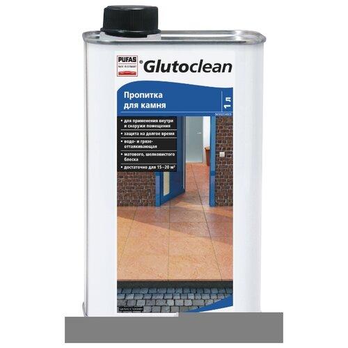 Водоотталкивающая пропитка Glutoclean 035403092 прозрачный 1 л