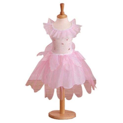 Костюм travis designs Фея Бутон розы (PF1-PF3), розовый, размер 2-3 года платье travis designs бальное платье розовый размер 3 4 года