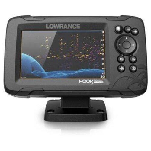 Картплоттер-эхолот Lowrance Hook Reveal 5 50/200 HDI ROW