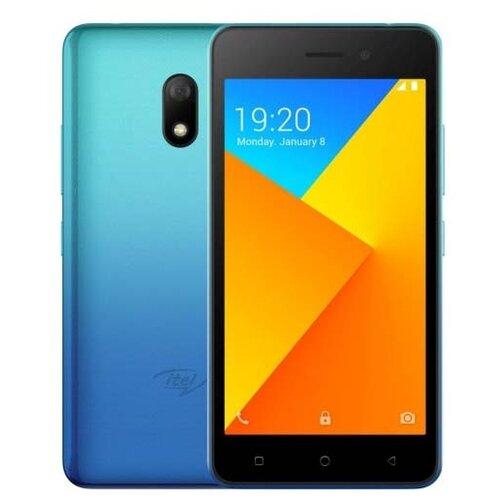 Смартфон Itel A16 Plus синий смартфон itel a44 серый